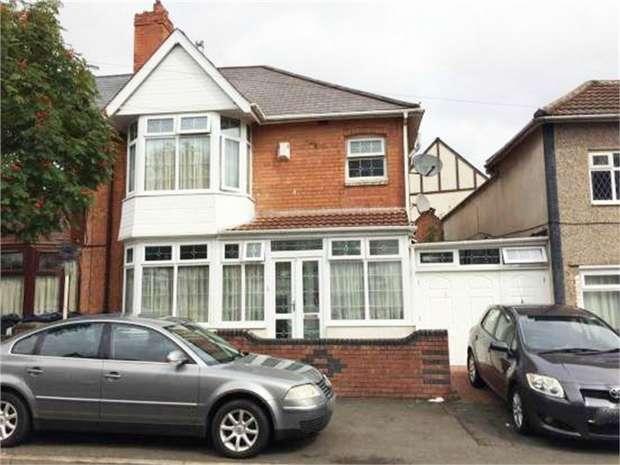 3 Bedrooms Semi Detached House for sale in Eileen Road, Birmingham, West Midlands