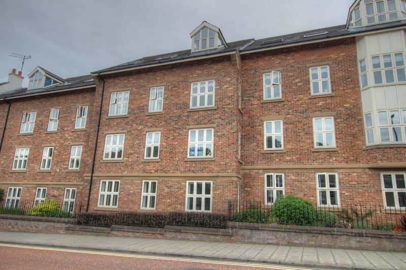 2 Bedrooms Flat for sale in New Elvet, Durham, DH1