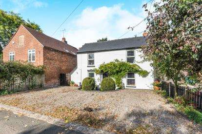 4 Bedrooms Detached House for sale in The Village, Powick, Worcester, Worcestershire