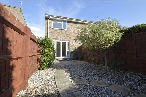 3 Bedrooms Semi Detached House for sale in Francis Little Drive, ABINGDON, Oxfordshire, OX14 5PN