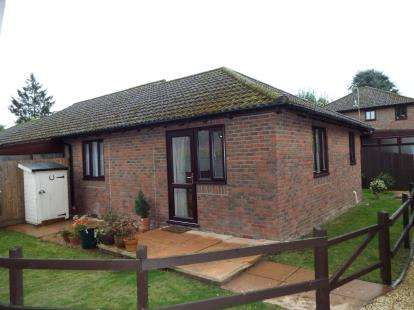 1 Bedroom Bungalow for sale in Middlebridge Street, Romsey, Hampshire