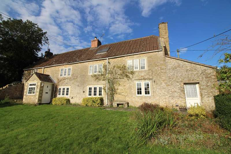 4 Bedrooms Detached House for sale in Buckland Dinham