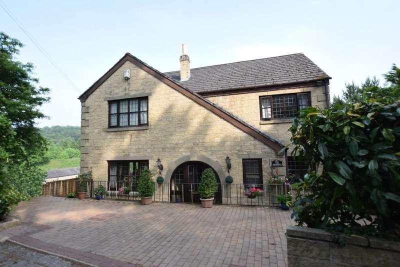 4 Bedrooms Detached House for sale in Reservoir Road, Whaley Bridge, High Peak