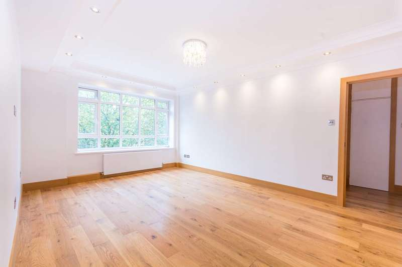 3 Bedrooms Flat for sale in Portsea Hall, Hyde Park Estate, W2