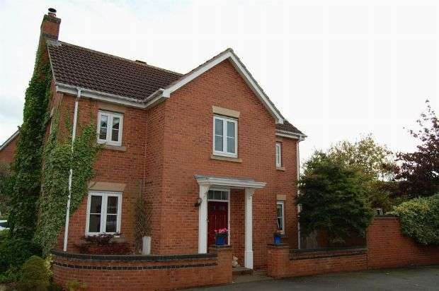 4 Bedrooms Detached House for sale in Wilson Close, Timken, Daventry NN11 9WH