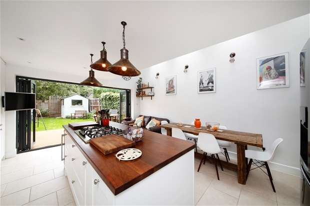4 Bedrooms Terraced House for sale in Melbourne Grove, East Dulwich