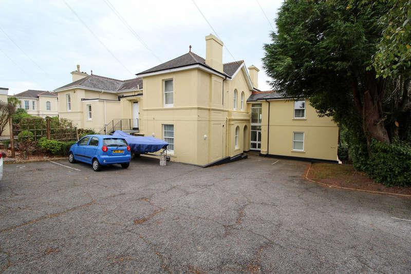 Flat for sale in Herbert Road, Torquay
