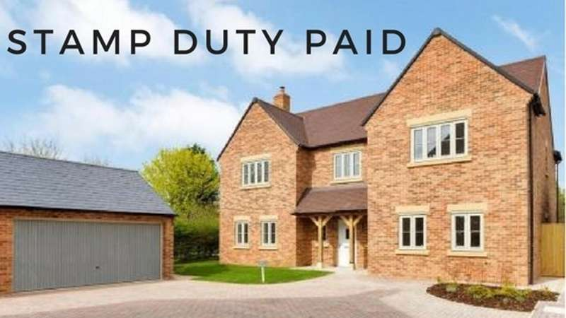 5 Bedrooms Detached House for sale in Plot 3, The Ashmead