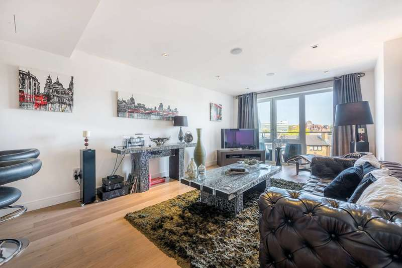 2 Bedrooms Flat for sale in Kew Bridge Road, Chiswick, TW8