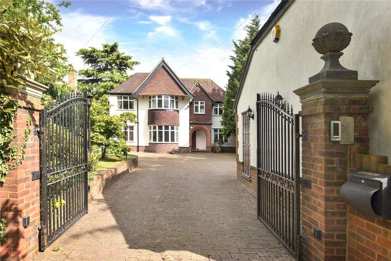 5 Bedrooms Detached House for sale in Langley Park Road, Iver, Buckinghamshire, SL0