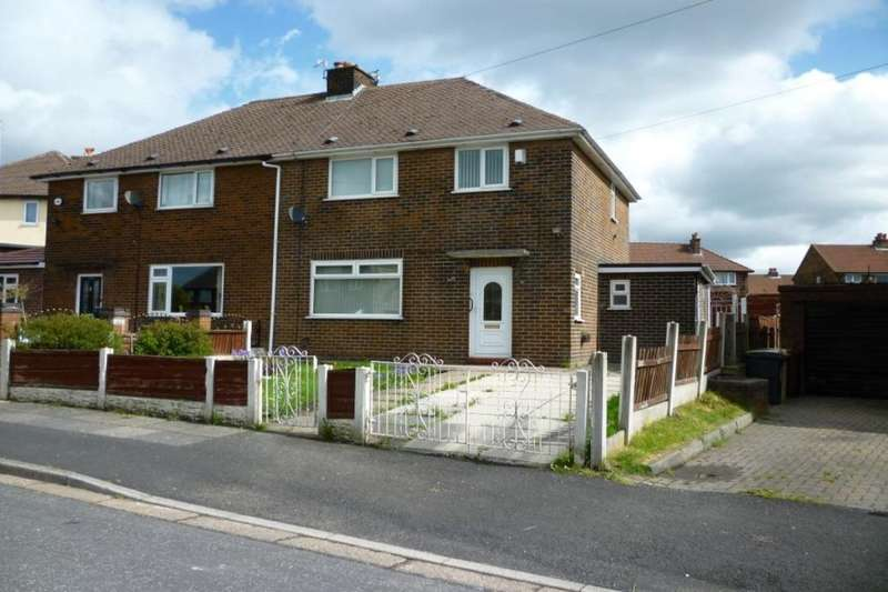 3 Bedrooms Semi Detached House for sale in Milton Crescent, Farnworth, Bolton, BL4