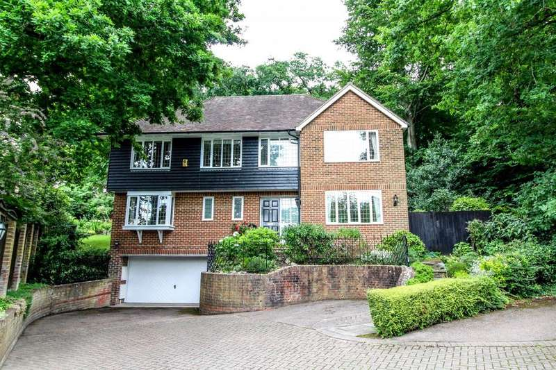 5 Bedrooms Detached House for sale in Oxford Court, Warley, Brentwood, Essex, CM14