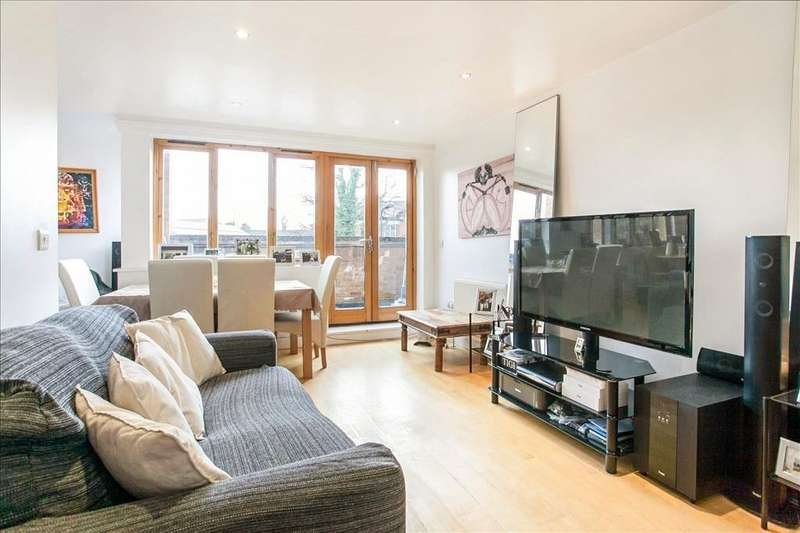2 Bedrooms Apartment Flat for sale in Northcote Apartments W5