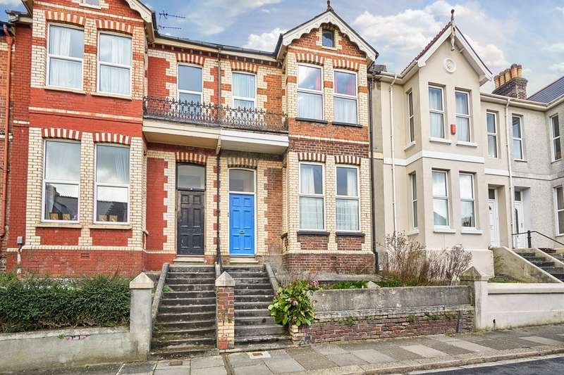 4 Bedrooms Terraced House for sale in Salisbury Road, St Judes PL4