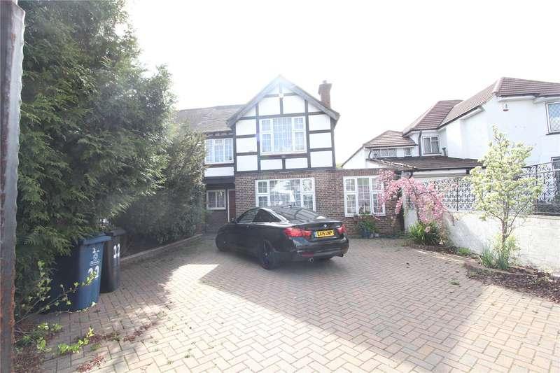 4 Bedrooms Property for sale in Sudbury Court Drive Harrow HA1