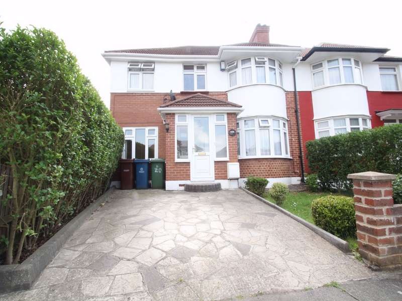 7 Bedrooms Semi Detached House for sale in Twyford Road Harrow Middlesex HA2