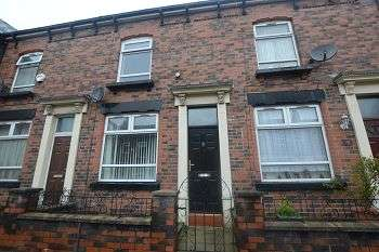 2 Bedrooms Terraced House for sale in Beatrice Road, Heaton, Bolton, BL1 3BP