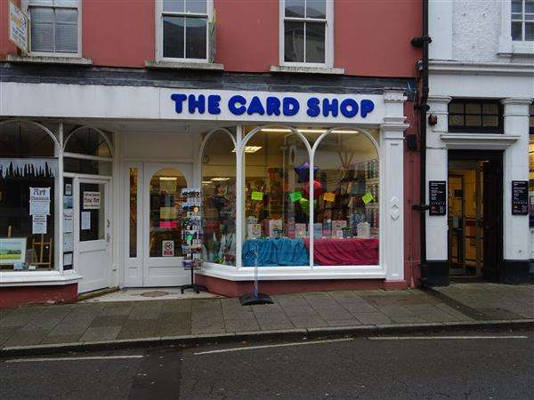 Commercial Property for sale in The Card Shop, 37 Main Street, Pembroke