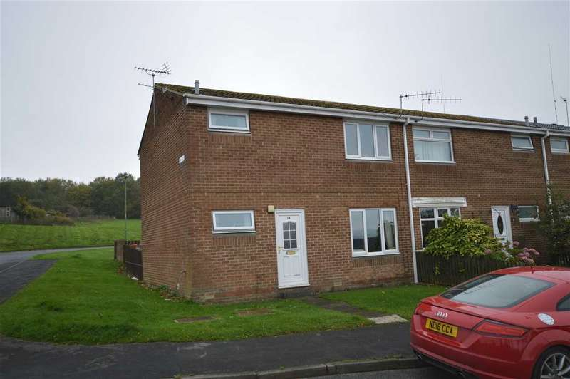 3 Bedrooms Link Detached House for sale in Felltop, Blackhill, Consett