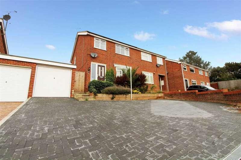 3 Bedrooms Semi Detached House for sale in Laurelhayes, Ipswich