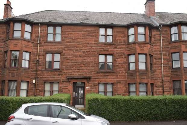 2 Bedrooms Flat for sale in 1392 Paisley Road West, Flat 0/2, Craigton, G52