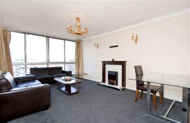 1 Bedroom Apartment Flat for sale in Quadrangle Tower, Cambridge Square, London, W2