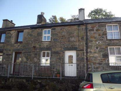 2 Bedrooms Terraced House for sale in Tan Y Graig, Rhyd Ddu, Caernarfon, LL54