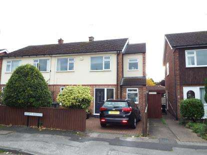 4 Bedrooms Semi Detached House for sale in Scott Avenue, Beeston, Nottingham