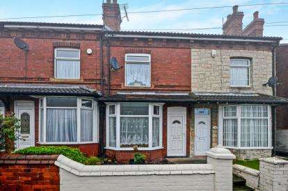 2 Bedrooms Terraced House for sale in Stoneyford Road, Sutton-In-Ashfield, Nottinghamshire, Notts