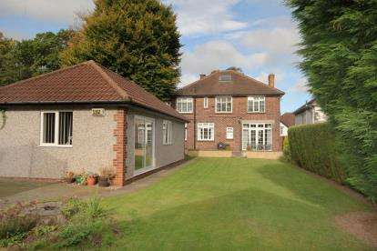 4 Bedrooms Detached House for sale in Ecclesall Road South, Sheffield, South Yorkshire