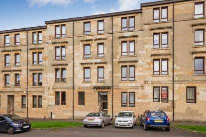 2 Bedrooms Flat for sale in Cardross Street, Dennistoun, Glasgow