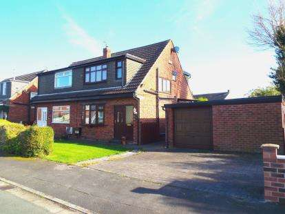 3 Bedrooms Semi Detached House for sale in Glen Close, Rixton, Warrington, Cheshire