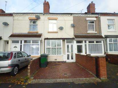 2 Bedrooms Terraced House for sale in Broad St, Coventry, West Midlands