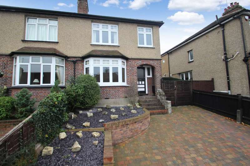 3 Bedrooms Semi Detached House for sale in 3 BEDROOM SEMI WITH OFF ROAD PARKING & NO UPPER CHAIN