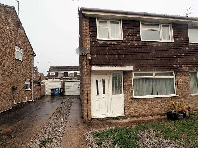 3 Bedrooms Semi Detached House for sale in Burbage Avenue, Hull, HU8 0ET