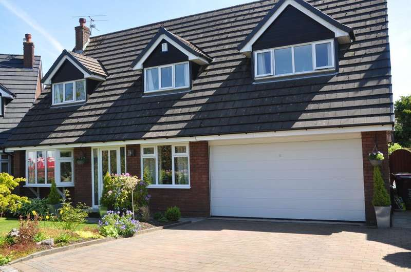 4 Bedrooms Detached House for sale in Oban Court, Grimsargh, Preston, Lancashire, PR2 5HY