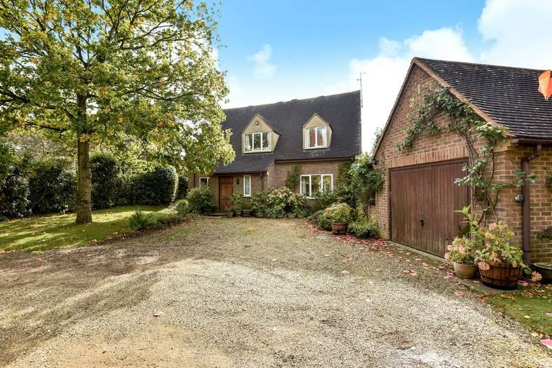 3 Bedrooms Detached House for sale in Kemerton