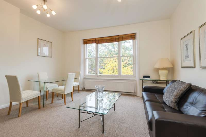 1 Bedroom Flat for sale in Belsize Square, Belsize Park