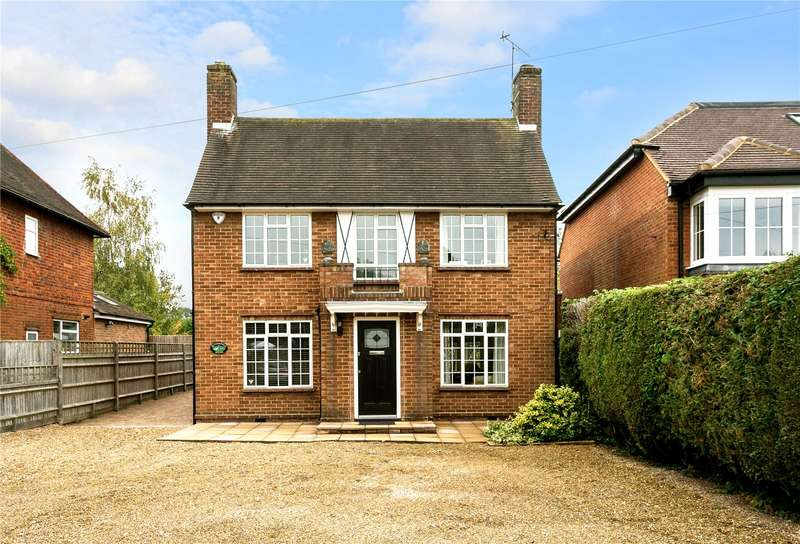3 Bedrooms Detached House for sale in Lakes Lane, Beaconsfield, HP9