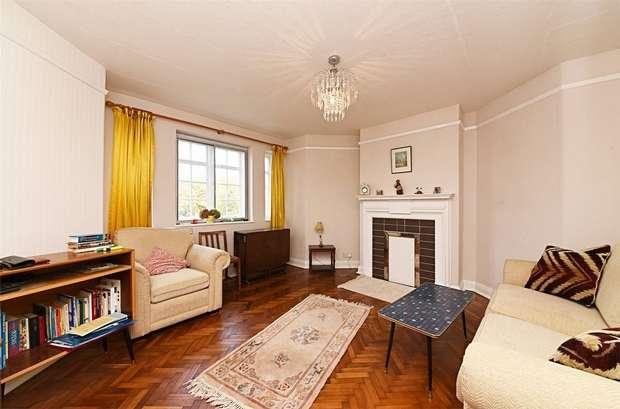 2 Bedrooms Flat for sale in Lyttelton Court, East Finchley, N2
