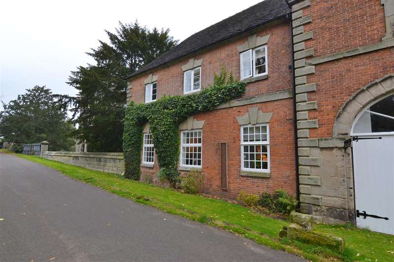 5 Bedrooms Mews House for sale in Church House, The Old Stables, Stafford