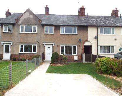 3 Bedrooms Terraced House for sale in Bryn Offa, Mold, Flintshire, CH7