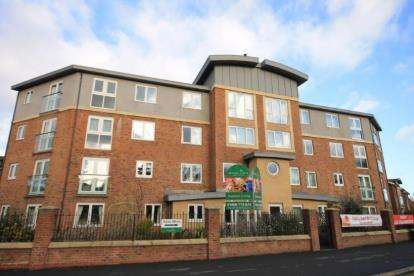 1 Bedroom Flat for sale in Malpas Court, Northallerton