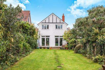 4 Bedrooms Detached House for sale in Broncksea Road, Bristol, .