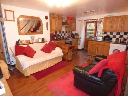 2 Bedrooms Terraced House for sale in Bryn Teg Street, Carneddi, Bethesda, Gwynedd, LL57