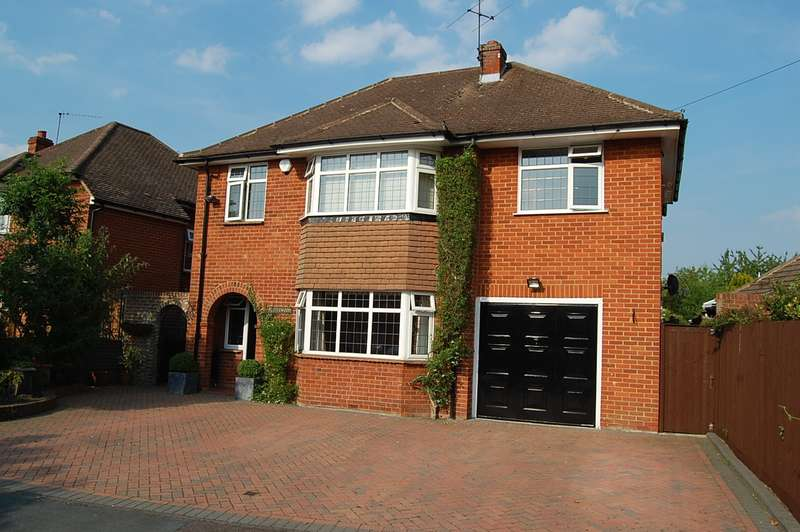 4 Bedrooms Detached House for sale in Garners End, Chalfont St Peter, SL9