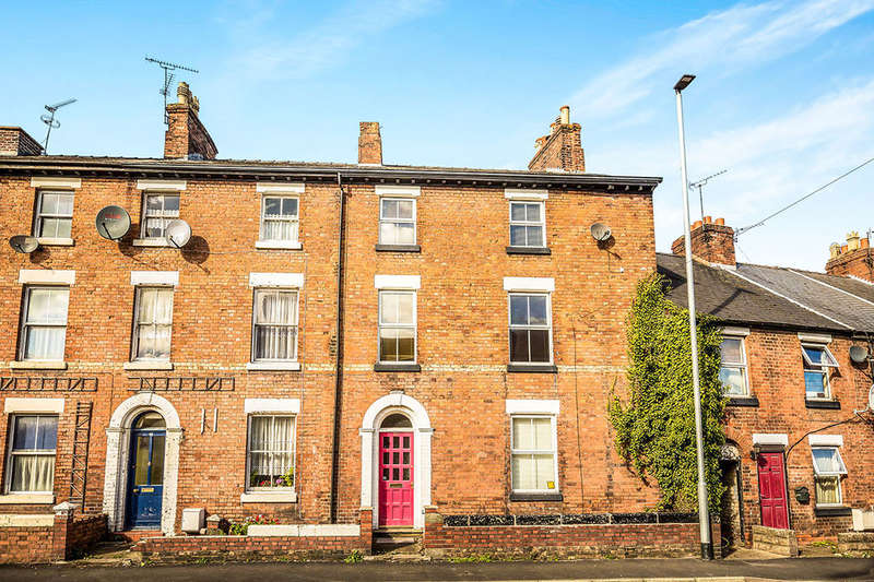 5 Bedrooms Property for sale in Castle Street, Oswestry, SY11