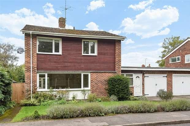 3 Bedrooms Link Detached House for sale in Eastheath Gardens, WOKINGHAM, Berkshire