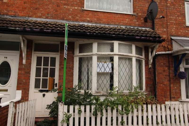 2 Bedrooms Property for sale in Zetland Street, Darlington, DL3
