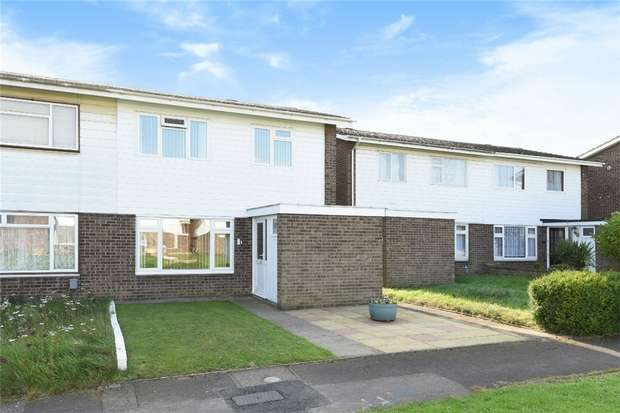 3 Bedrooms Semi Detached House for sale in Boteler Gardens, Bedford